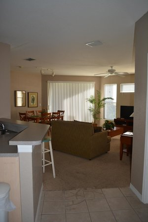 Legacy Dunes: View from the door