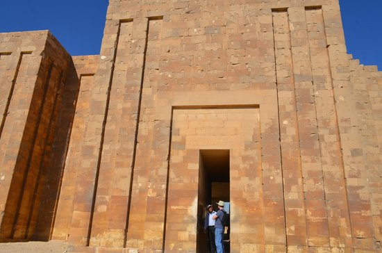Egypt Tours by Abdo El-Lahamy Private Tour Guide: Ask Abdo about Djoser