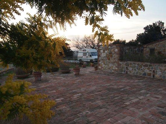 Azienda Agraria Le Crete Agriturismo: il silenzio da assaporare