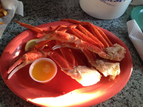 Cooters Restaurant & Bar : AYCE Crabs