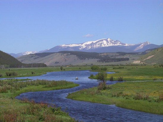 Montana: Upper Big Hole River
