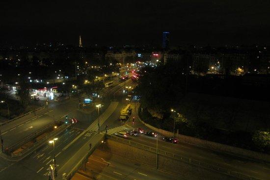 Novotel Paris 14 Porte d'Orléans : vue depuis la chambre