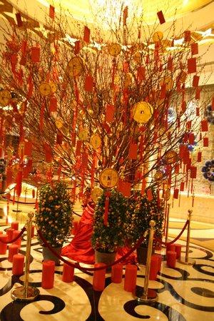 Sofitel Macau At Ponte 16: Reception