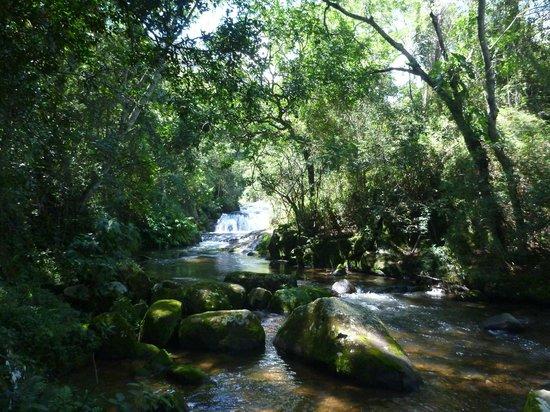 Estancia Rio Acima: A river with perfect swimming spots