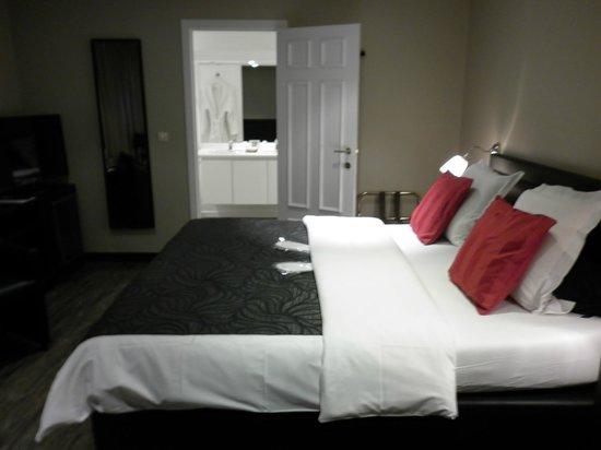 Villa Hotel: zalig bed
