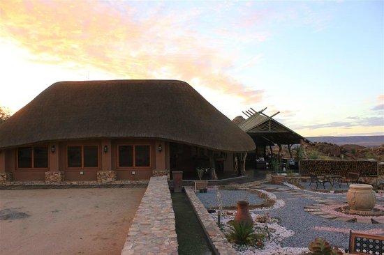 Plato Lodge Reception
