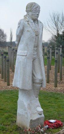 National Memorial Arboretum: SAD Memorial based on Herbert Burden