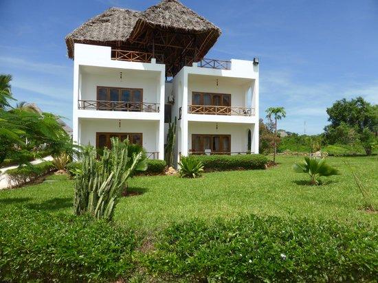 Sunset Beach Resort Zanzibar: Camere