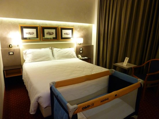 BEST WESTERN Hotel Modena District: La nostra camera