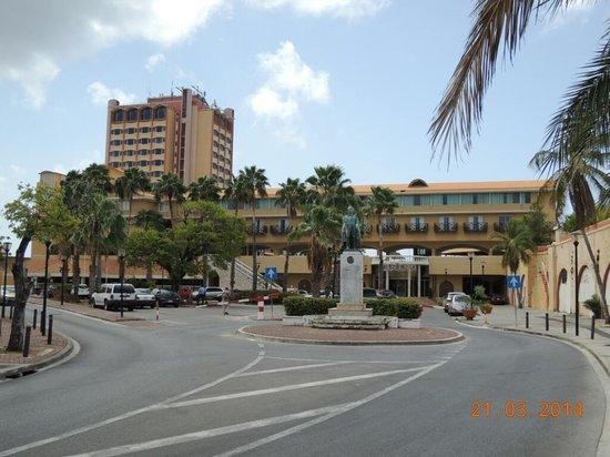Plaza Hotel Curacao: Hotel Plaza