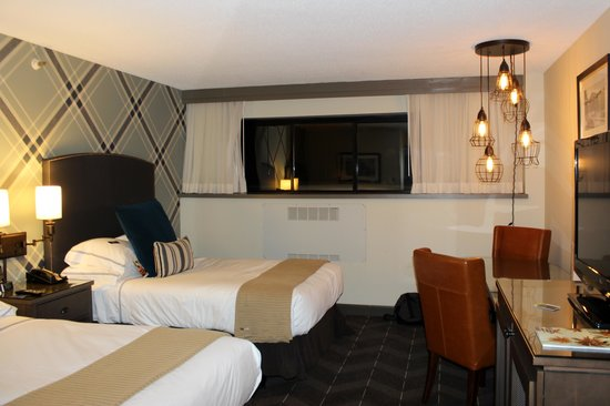 The Commons Hotel : Spacious double room