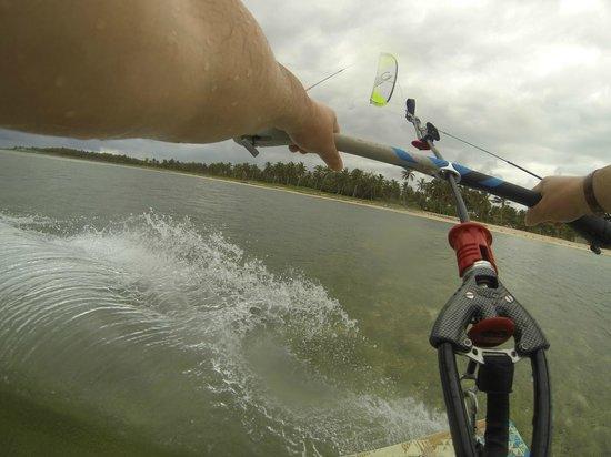 Bavaro Kite School: Kite Surfing