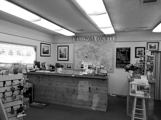 ‪Mariposa County Visitor Center‬
