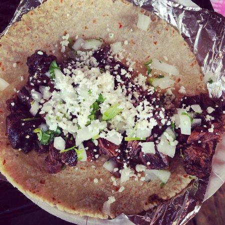Zaco's Tacos: Carne Asada.