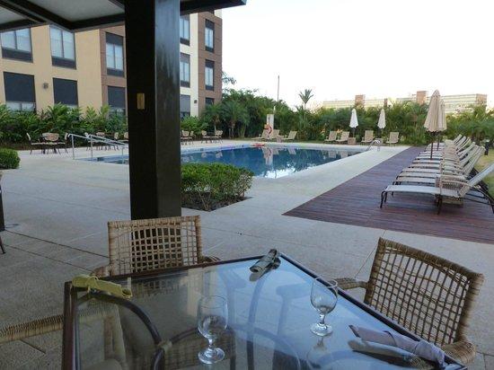Nice pool picture of hilton garden inn liberia airport liberia tripadvisor for Hilton garden inn liberia airport