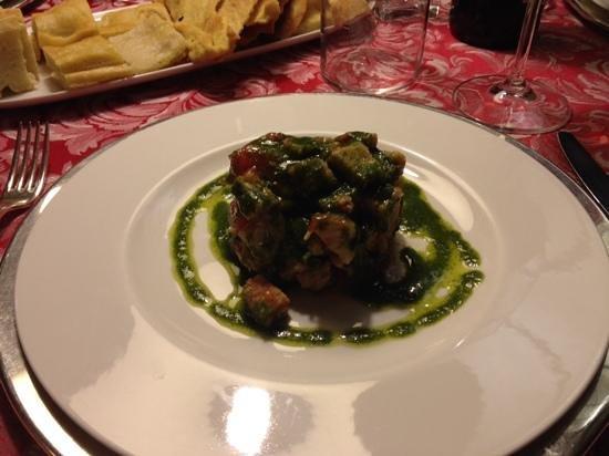 Le Cicale in Citta': Lobster salad...quite amazing