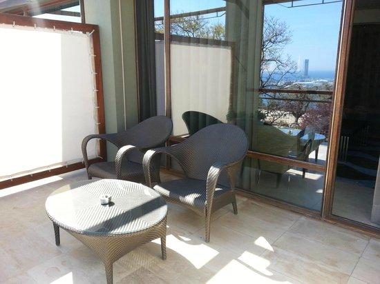 Hotel Miramar Barcelona: 3rd floor Premium Room Balcony