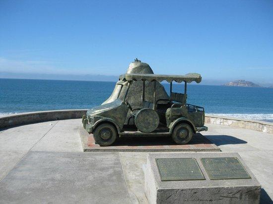 El Cid Marina Beach Hotel: Stroll on the North Beach