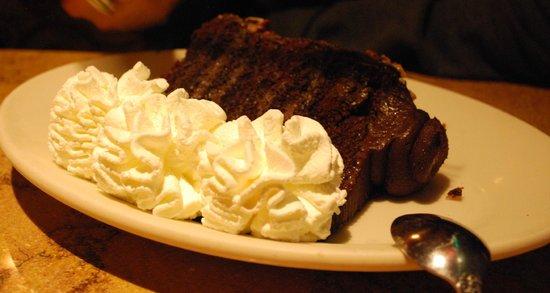 The Cheesecake Factory: la torta