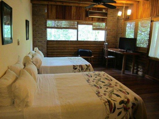 La Aldea de la Selva Lodge: Suite