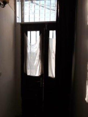 Villa Vilina Oasis in Neve Tzedek: entrance door