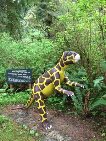 Prehistoric Gardens: Awesome!
