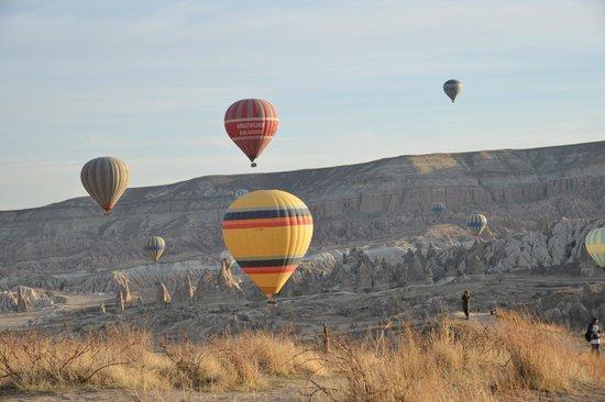 Cappadocia Voyager Balloons: Morning ride