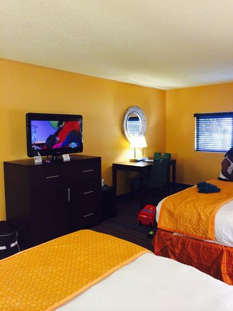 Coco Key Hotel and Water Park Resort: Deluxe Room