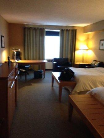 The Westin Edmonton: Room with 2 queens