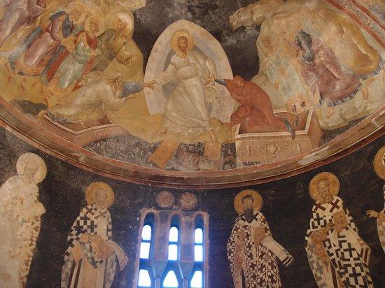 Museum Chora-Kirche: Ceiling the Chora Church