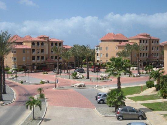 Divi Village Golf and Beach Resort: Resort Area