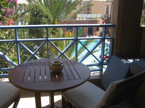 Le Médina Essaouira Hôtel Thalassa Sea & Spa - MGallery Collection : terrasse