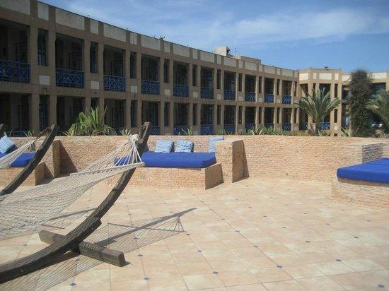 Le Medina Essaouira Hotel Thalassa Sea & Spa - MGallery Collection: solarium