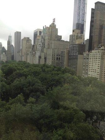 Trump International Hotel and Tower New York: vista do quarto