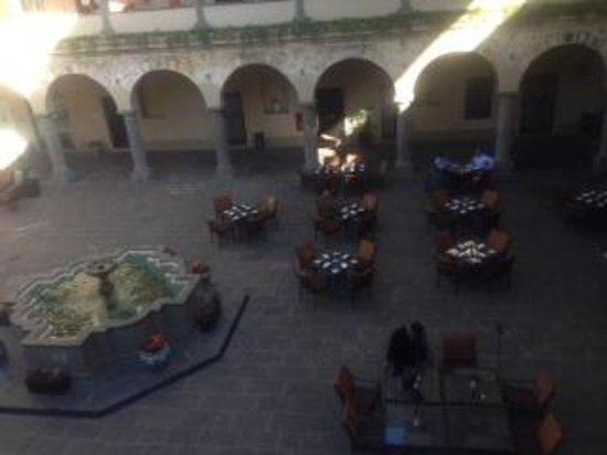 Quinta Real Puebla : patio