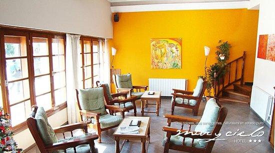 Mar y cielo desde necochea argentina for Hotel cielo mar ofertas familiares
