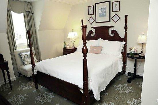 The Carolina Inn: Room felt like home
