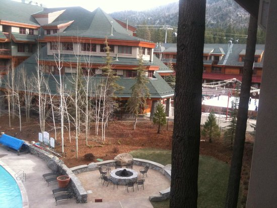 Grand Residences by Marriott, Tahoe - 1 to 3 bedrooms & Pent.: Hotel area