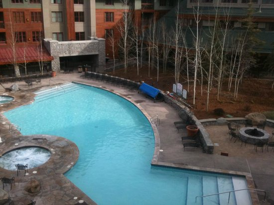 Grand Residences by Marriott, Tahoe - 1 to 3 bedrooms & Pent.: heated outdoor pool and hot tubs