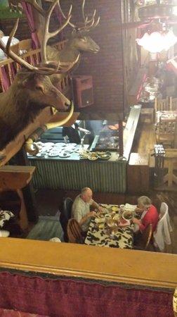 Big Texan Steak Ranch : Wow that's a big buck! Look below for competitors!