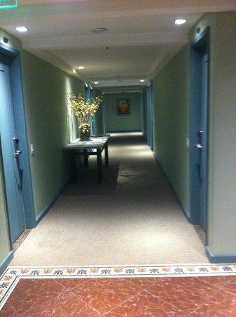 Hotel Gallant : Corredor do 3o andar