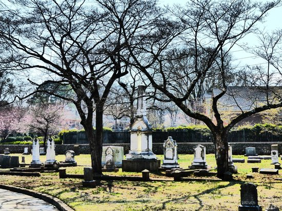 Maple Hill Cemetery: Beautiful graves from the 18th and 19th centuries