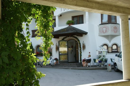 Hotel Metzgerwirt: Empfang