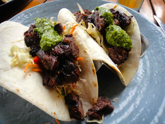 Duke's Kauai: Korean Street Tacos