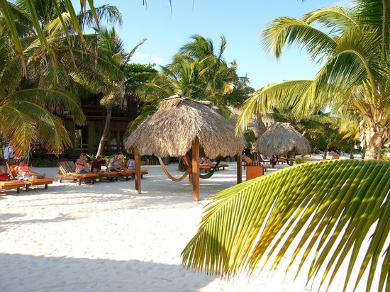 Ramon's Village Resort: Beach at Ramon's Village