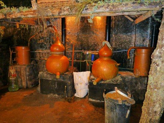Poolewe Hotel: The Distillery