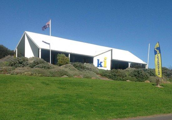 Kangaroo Island Gateway Visitor Information Centre : Kangaroo Island Gateway Accredited Visitor Information Centre