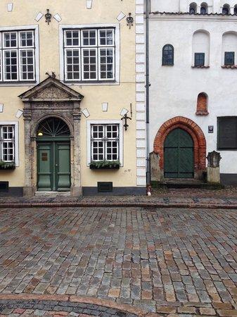 Old City Riga (Vecriga): старый город