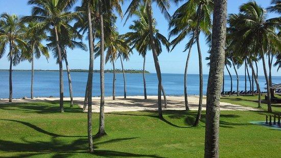 The Westin Denarau Island Resort & Spa Fiji: The view from my room each morning