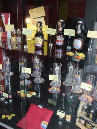 Wädi-Brau-Huus: Gift shop
